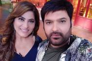 Archana Puran Singh and Kapil Sharma