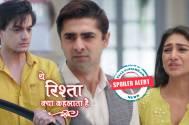 Naksh neglects Krish for Naira in Yeh Rishta Kya Kehlata Hai