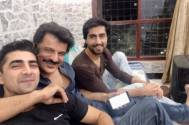 Harshad Chopda, Rajesh Khattar, and Shehzad Shaikh