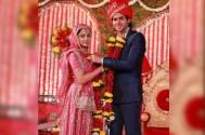 Sameer and Naina's Ugly Spat At Their Reception