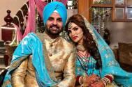 Mansi Sharma and Yuvraj Hans