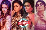 Hina Khan, Krystle Dsouza, Karishma Tanna, and Jennifer Winget