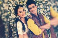 Surbhi Jyoti and Ankit Mohan