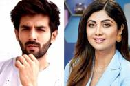 Kartik Aaryan and Shilpa Shetty Kundra