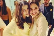 Mona Singh and Ekta Kapoor