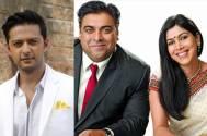 Vatsal Sheth, Ram Kapoor and Sakshi Tanwar