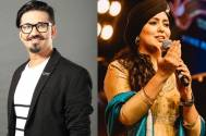 Amit Trivedi pays a visit to  Harshdeep Kaur on The Voice