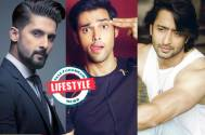 Parth Samthaan, Ravi Dubey, and Shaheer Sheikh