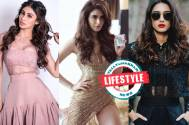 Mouni Roy, Erica Fernandes and Karishma Tanna