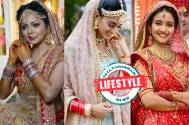 From Drashti Dhami and Erica Fernandes to Ashi Singh... Check out the top BRIDES of television