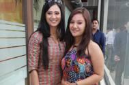 Aashika Bhatia and Shweta Tiwari