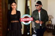 Mouni Roy and Jackie Shroff