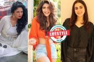 Kavita Kaushik, Shraddha Arya, and Karishma Tanna