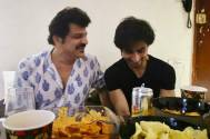 Harshad Chopda and Rajesh Khattar