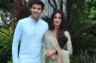 Parth Samthan and Erica Fernandes
