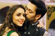 Nakuul Mehta and wife Jankee Parekh