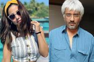 Hina Khan and Vikram Bhatt
