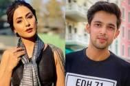 Hina Khan - Parth Samthaan