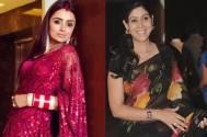 Parul Chauhan  and  Sakshi Tanwar