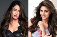 Hina Khan and Erica Fernandes