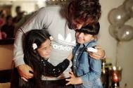 Mohit Malik, Aakriti, and Myra
