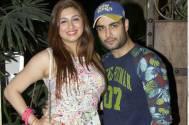 Vahbiz Dorabjee and Vivian Dsena