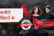 Prerna's warning to destroy Anurag and Basu family in Kasautii Zindagii Kay