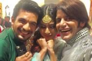 Arjun Bijlani confirms Mouni Roy & Karanvir Bohra