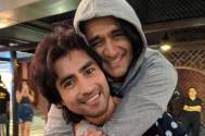 Harshad Chopda and Vikas Gupta