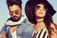 Hina Khan and Rocky Jaiswal