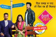 Kundali Bhagya: Preeta over-friendly with a man in party