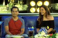 Mona Singh and Gaurav Gera