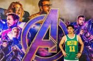 Parth Samthaan's take on Avengers Endgame