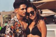 Priyank Sharma and Benafsha Soonawalla- Cracks in Paradise?