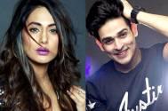 Hina Khan and Priyank Sharma