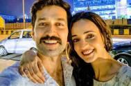Nakuul Mehta and Sanaya Irani