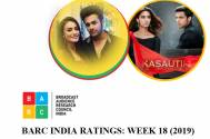 BARC India Ratings: Naagin back on the first position; Kasautii in top three!!