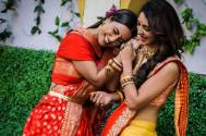 Pooja Banerjee GIFTS Hina Khan 'THIS'...