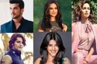 Arjun Bijlani, Karanvir Bohra, Surbhi Jyoti, Ekta Kapoor, Hina Khan