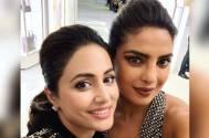 Hina Khan and Priyanka Chopra