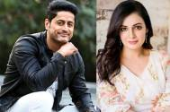Mohit Raina and Dia Mirza