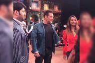 Krushna Abhishek & Kashmera's kids, Salman Khan on The Kapil Sharma Show