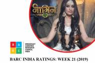 BARC India Ratings: Naagin back on number one; Balaji shows rule the roost!