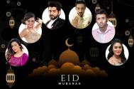 Eid Special: TV Celebrities shower Eid wishes...