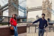 BFFs Karan Wahi and Asha Negi are holidaying in London