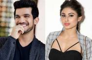 Mouni Roy and Arjun Bijlani