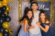 Kasautii Zindagii Kay's Parth Samthaan, Erica Fernandes and Pooja Banerjee make for a happy picture