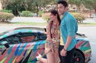 Rohit Suchanti and Srishty Rode