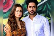 Dia Mirza and Mohit Raina's