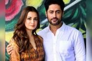 Dia Mirza and Mohit Raina's